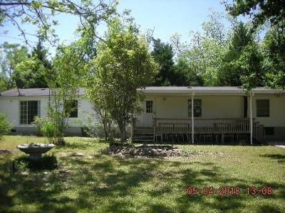 Waynesboro Single Family Home For Sale: 5963 Hwy 23s