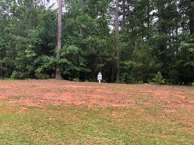 Edgefield County Residential Lots & Land For Sale: Lot H-16 Savannah Way