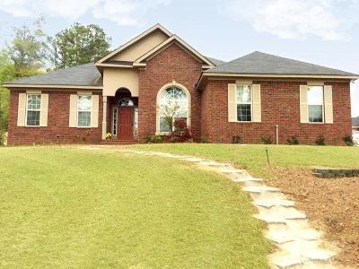 Evans Single Family Home For Sale: 5201 Tilton Drive