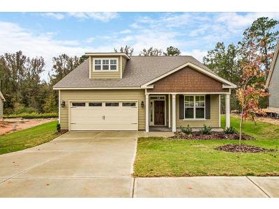 Evans Single Family Home For Sale: 309 Colonnades Drive