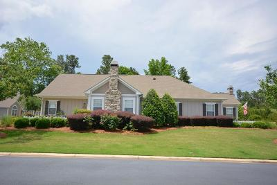 Augusta Single Family Home For Sale: 1229 Brookstone Way