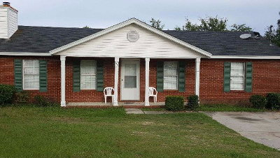 Augusta Single Family Home For Sale: 3464 McAlpine Drive