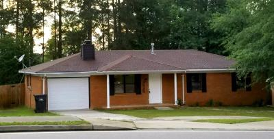 Hephzibah Single Family Home For Sale: 3525 Morgan Road
