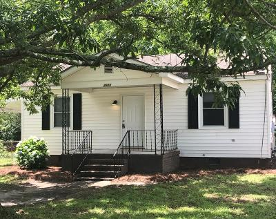 Augusta Single Family Home For Sale: 2523 Corbin Place