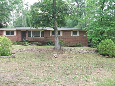 Augusta Single Family Home For Sale: 2317 Sumac Drive