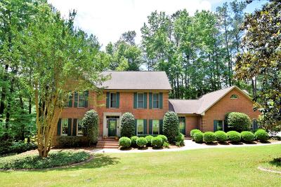Aiken Single Family Home For Sale: 333 Northwood Drive
