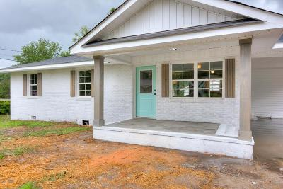 Augusta Single Family Home For Sale: 3123 Switzer Drive