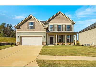 Grovetown Single Family Home For Sale: 3105 Ridgefield Drive