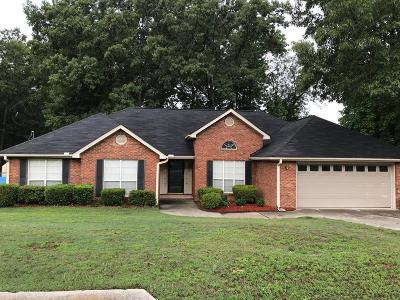 Hephzibah Single Family Home For Sale: 2503 Sand Ridge Court