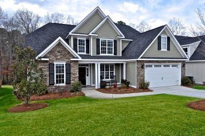 Evans Single Family Home For Sale: 522 Jutland Way