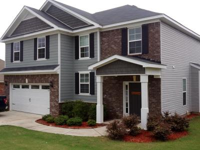 Grovetown Single Family Home For Sale: 1660 Cedar Hill Drive