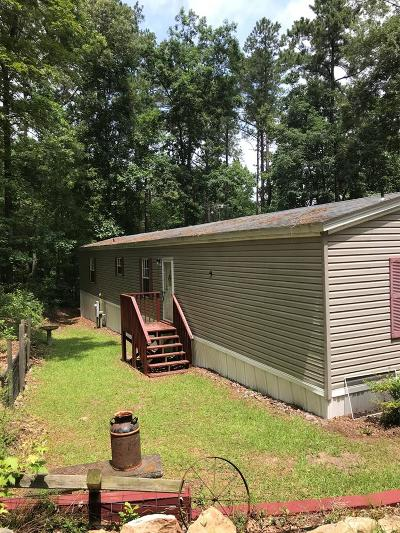Edgefield County Single Family Home For Sale: 48 Ashley Circle
