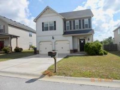 Columbia County, Richmond County Single Family Home For Sale: 3366 Grove Landing Circle #--