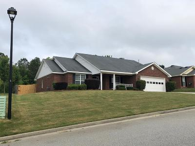 Grovetown Single Family Home For Sale: 903 Stoneview Court