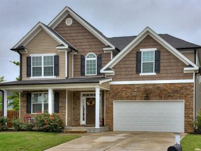 Grovetown Single Family Home For Sale: 2657 Waites Drive