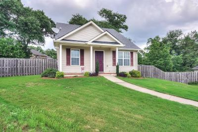 Augusta Single Family Home For Sale: 2141 Whitney South Drive