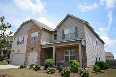 Evans Single Family Home For Sale: 2430 Sunflower Drive