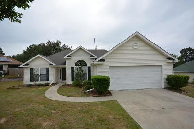 North Augusta Single Family Home For Sale: 5567 Silver Fox Way