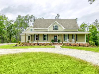 Hephzibah Single Family Home For Sale: 4669 Fulcher Road