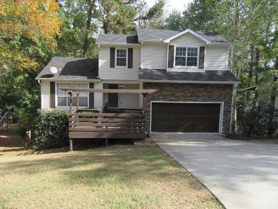 Martinez Single Family Home For Sale: 4683 Red Leaf Way