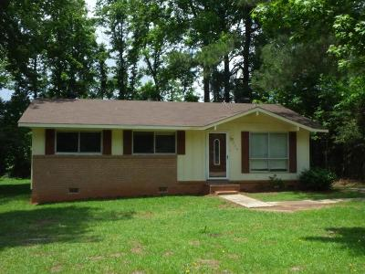 Edgefield County Single Family Home For Sale: 920 Dogwood Lane
