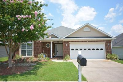 Evans Single Family Home For Sale: 713 Wickham Drive