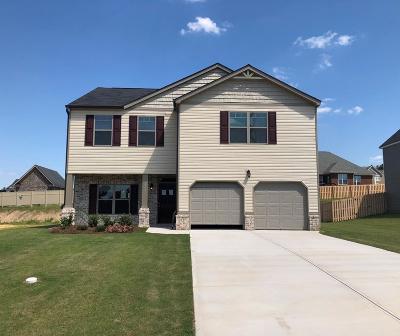 Augusta Single Family Home For Sale: 1545 Oglethorpe Drive