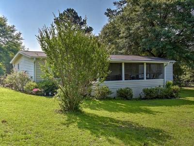 Hephzibah Single Family Home For Sale: 3942 Lace Road #A