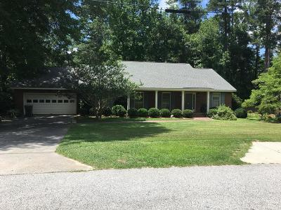 Thomson Single Family Home For Sale: 631 Dogwood Drive NE
