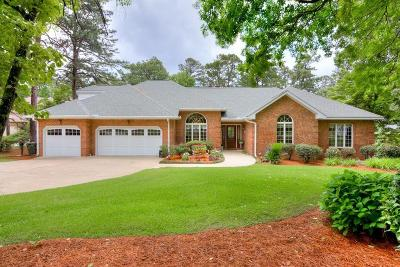 Aiken Single Family Home For Sale: 200 Bay Tree Court