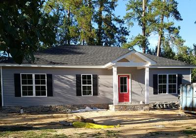 Richmond County Single Family Home For Sale: 3931 Old Trail Road