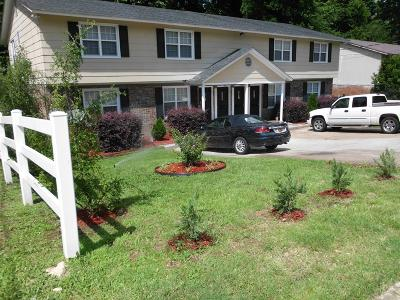 North Augusta Multi Family Home For Sale: 495 Buena Vista