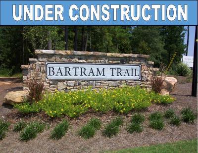 Bartram Trail Single Family Home For Sale: 4308 Satolah Ridge
