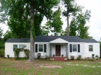 McDuffie County Single Family Home For Sale: 308 Magnolia Drive