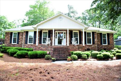 North Augusta Single Family Home For Sale: 1830 Robinson