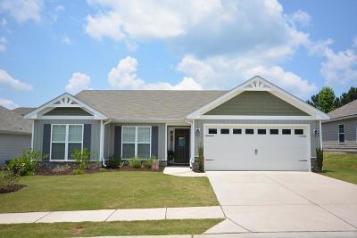 Evans Single Family Home For Sale: 3256 Windwood Street