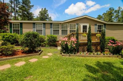 Grovetown Manufactured Home For Sale: 5727 Broad Oak Drive