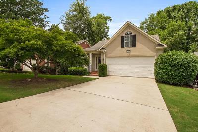 Martinez Single Family Home For Sale: 3768 Boulder Trail