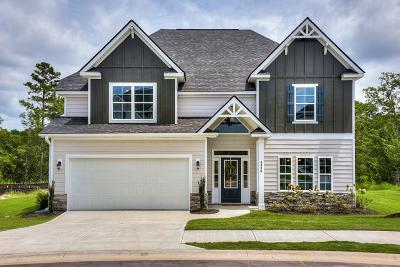 Evans Single Family Home For Sale: 4856 Tanner Oaks Drive