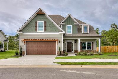 Evans Single Family Home For Sale: 4860 Tanner Oaks Drive