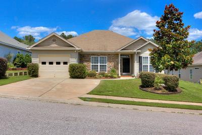 Evans Single Family Home For Sale: 721 Wickham Drive
