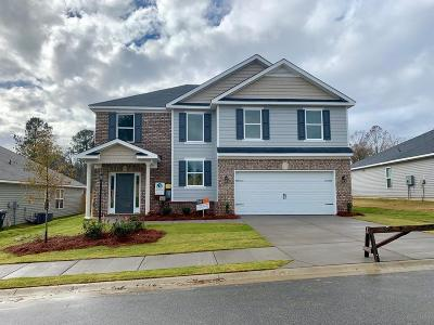 Willow Oak Village Single Family Home For Sale: 3276 Alexandria Drive