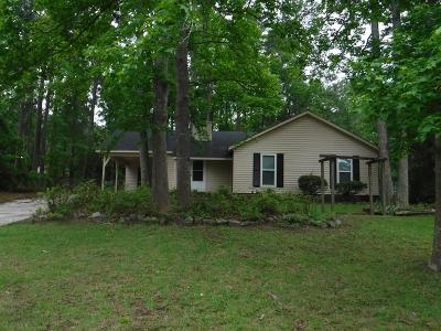 Hephzibah Single Family Home For Sale: 3528 Woodlake Road