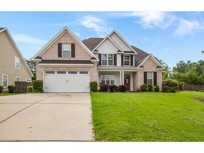 Riverwood Plantation Single Family Home For Sale: 4122 Dewaal Street