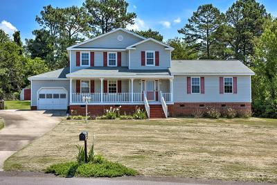 North Augusta Single Family Home For Sale: 2123 Howard Mill Road