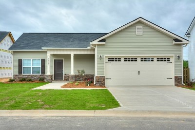 Grovetown Single Family Home For Sale: 2186 Grove Landing Way