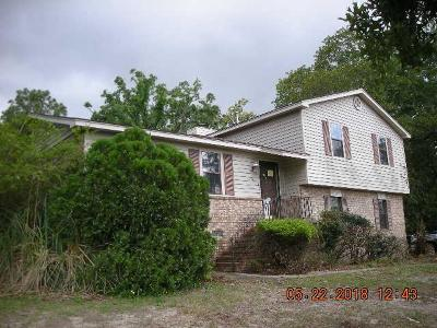Richmond County Single Family Home For Sale: 2166 Pepperidge Drive