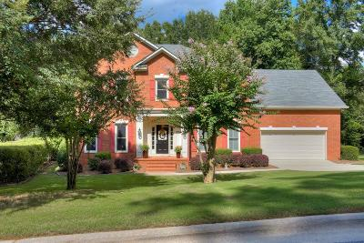 Evans Single Family Home For Sale: 531 Brandermill Drive