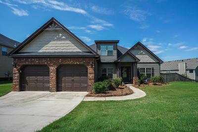 North Augusta Single Family Home For Sale: 187 Gustav Court