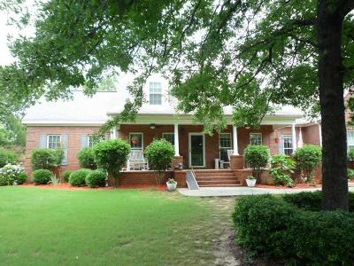 Grovetown Single Family Home For Sale: 712 Kingston Road